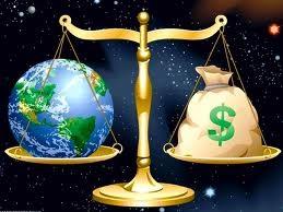 En värld i skuld