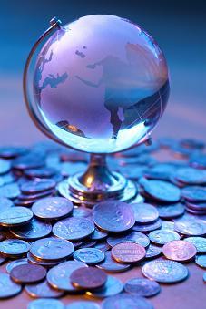 Varning för global valuta