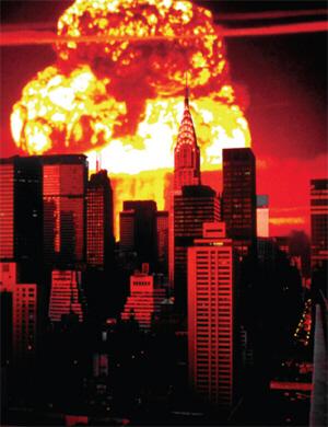 Bo granne med Harmagedon