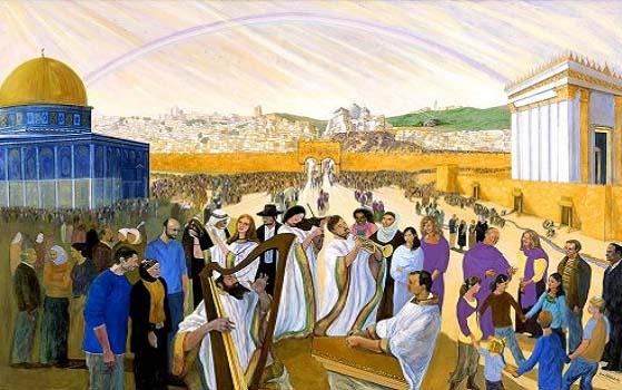 Stark väntan på Mahdi och Messias