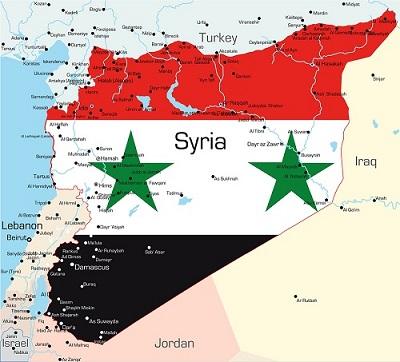 Ödesmättad tid för Syrien och världen