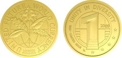 Världsvaluta presenterad på G8-mötet