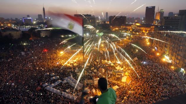 Egypten och framtiden