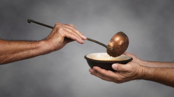 Hungersnöd - en miljard svälter