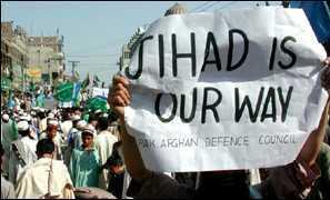 Jihadkriget har nu kommit till Europa