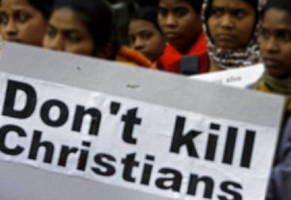 Förföljelsen av kristna
